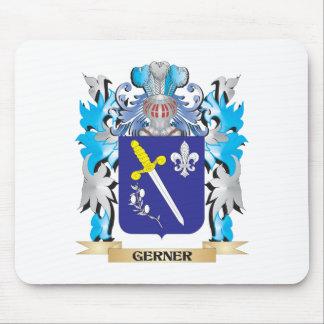 Escudo de armas de Gerner - escudo de la familia Tapetes De Ratón