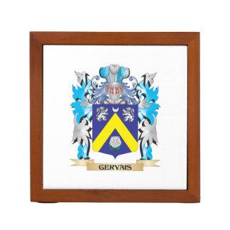 Escudo de armas de Gervais - escudo de la familia