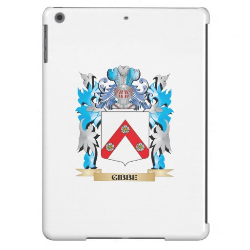 Escudo de armas de Gibbe - escudo de la familia