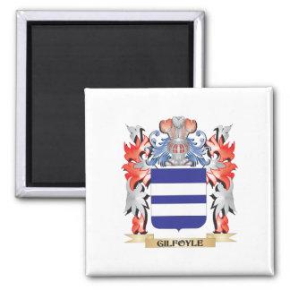 Escudo de armas de Gilfoyle - escudo de la familia Imán Cuadrado