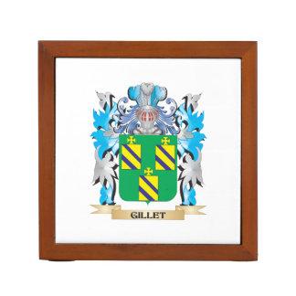 Escudo de armas de Gillet - escudo de la familia