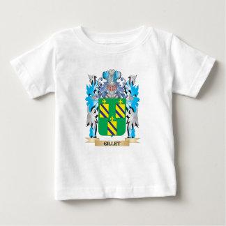 Escudo de armas de Gillet - escudo de la familia Tee Shirts