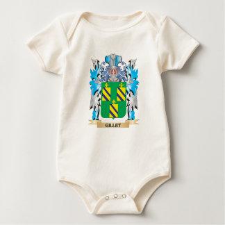 Escudo de armas de Gillet - escudo de la familia Trajes De Bebé