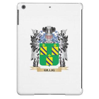 Escudo de armas de Gillig - escudo de la familia Funda Para iPad Air