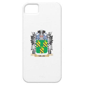 Escudo de armas de Gillig - escudo de la familia iPhone 5 Funda