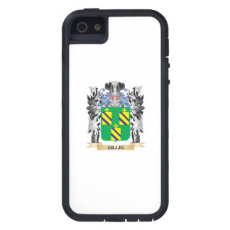 Escudo de armas de Gillig - escudo de la familia iPhone 5 Fundas