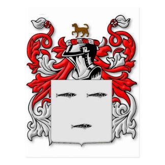Escudo de armas de Glynn Postal