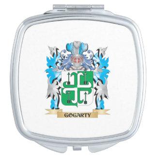 Escudo de armas de Gogarty - escudo de la familia Espejos De Maquillaje