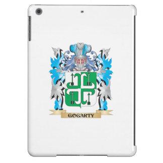 Escudo de armas de Gogarty - escudo de la familia Funda Para iPad Air