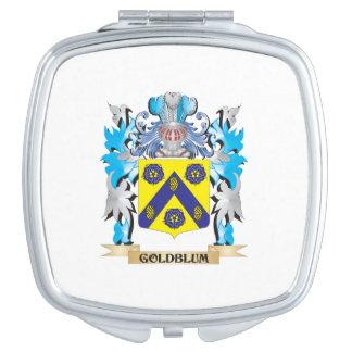 Escudo de armas de Goldblum - escudo de la familia Espejos Para El Bolso
