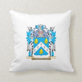 Escudo de armas de Goldsborough - escudo de la Cojin