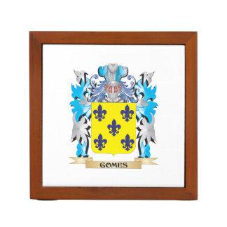Escudo de armas de Gomes - escudo de la familia