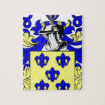 Escudo de armas de Gómez Rompecabezas