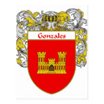 Escudo de armas de Gonzales (cubierto)