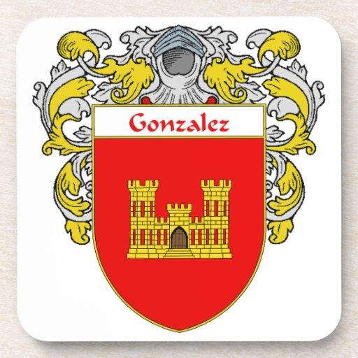 Escudo de armas de Gonzalez/escudo de la familia Posavaso