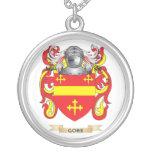 Escudo de armas de Gore (escudo de la familia) Grimpolas Personalizadas
