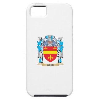 Escudo de armas de Gore - escudo de la familia iPhone 5 Case-Mate Cárcasa