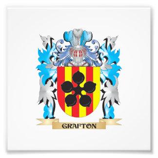Escudo de armas de Grafton - escudo de la familia Impresiones Fotograficas