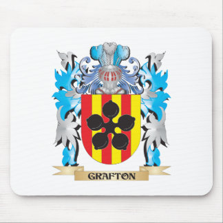 Escudo de armas de Grafton - escudo de la familia Tapete De Ratones