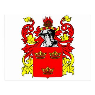 Escudo de armas de Grant Postales