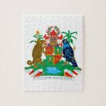 Escudo de armas de Grenada Puzzle