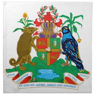 Escudo de armas de Grenada Servilletas De Papel