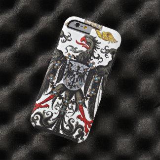 Escudo de armas de Griffon Funda De iPhone 6 Tough