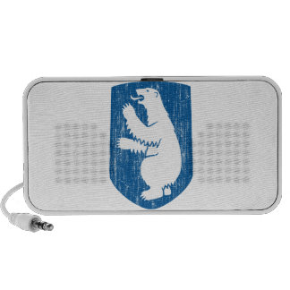 Escudo de armas de Groenlandia iPhone Altavoces