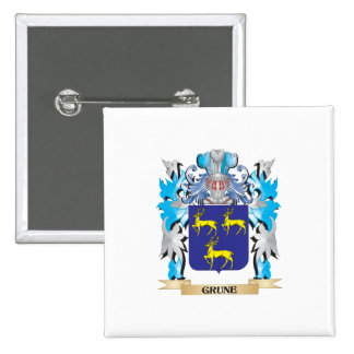 Escudo de armas de Grune - escudo de la familia