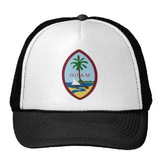Escudo de armas de Guam Gorros