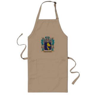 Escudo de armas de Guardado - escudo de la familia Delantal
