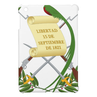 Escudo de armas de Guatemala - Coat of arms iPad Mini Cover