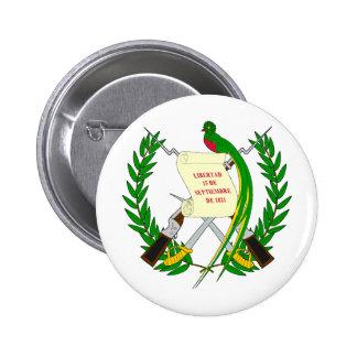 Escudo de armas de Guatemala Pin
