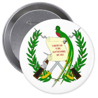 Escudo de armas de Guatemala Pins