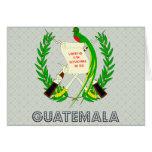 Escudo de armas de Guatemala Tarjetas