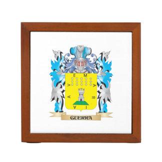 Escudo de armas de Guerra - escudo de la familia