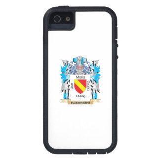 Escudo de armas de Guerrero - escudo de la familia iPhone 5 Protectores