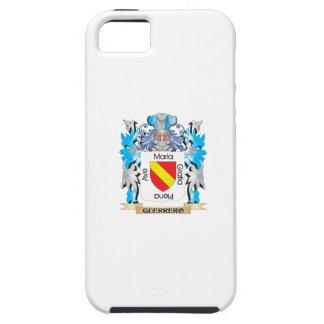 Escudo de armas de Guerrero - escudo de la familia iPhone 5 Protector