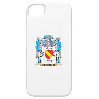 Escudo de armas de Guerrero - escudo de la familia iPhone 5 Case-Mate Fundas