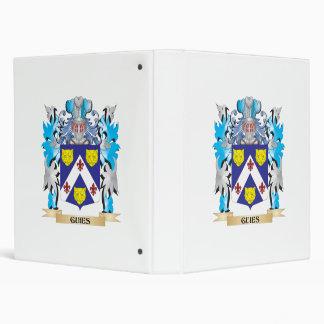 Escudo de armas de Guies - escudo de la familia