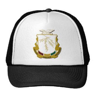 Escudo de armas de Guinea Gorros