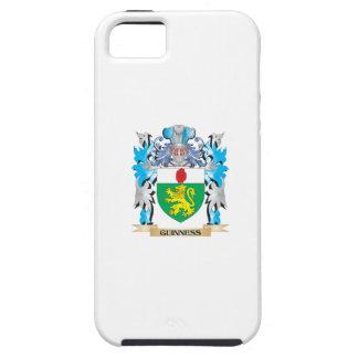 Escudo de armas de Guinness - escudo de la familia iPhone 5 Case-Mate Protector