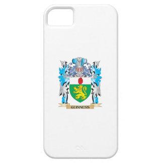 Escudo de armas de Guinness - escudo de la familia iPhone 5 Case-Mate Carcasas