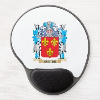 Escudo de armas de Gunter - escudo de la familia Alfombrilla Gel