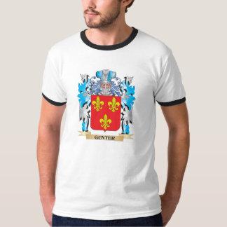 Escudo de armas de Gunter - escudo de la familia Camisas