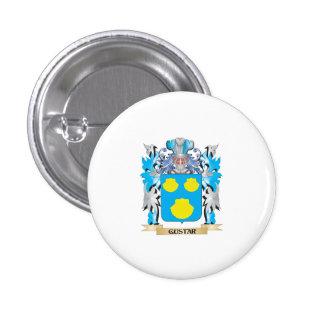 Escudo de armas de Gustar - escudo de la familia Pin