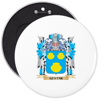 Escudo de armas de Gustar - escudo de la familia
