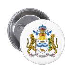 Escudo de armas de Guyana Pins