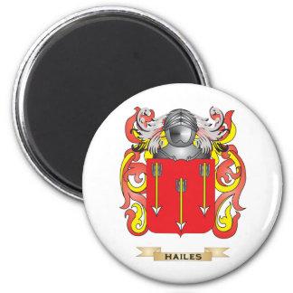 Escudo de armas de Hailes escudo de la familia Imán De Frigorífico