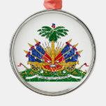 Escudo de armas de Haití Adorno De Reyes